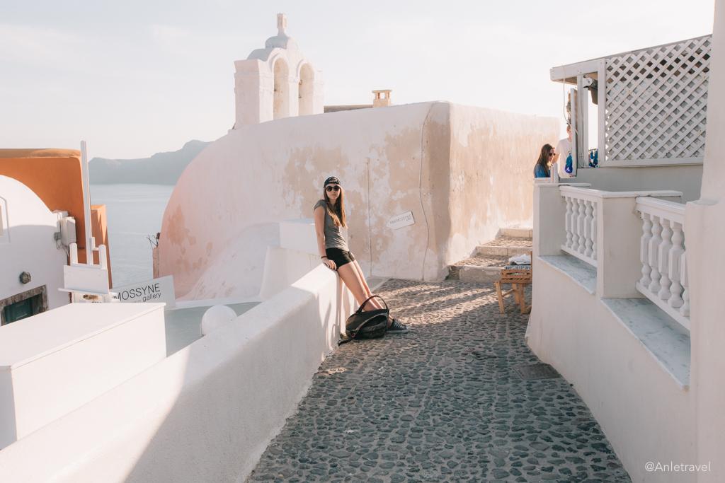 Oia (Ia) Santorini