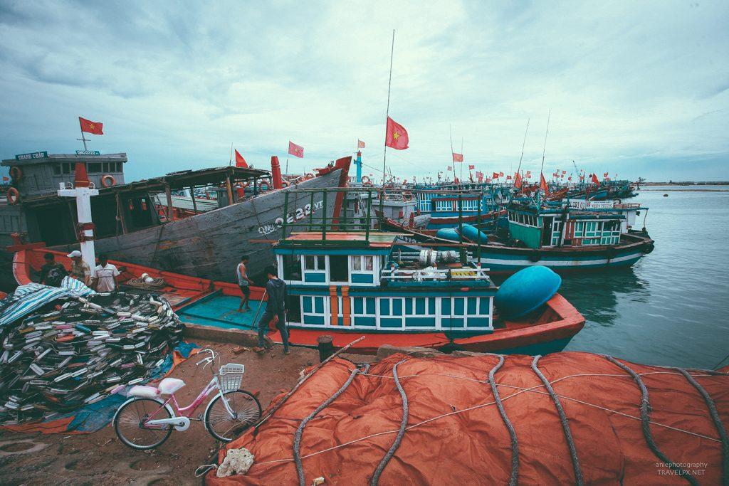 Cảng Lý Sơn