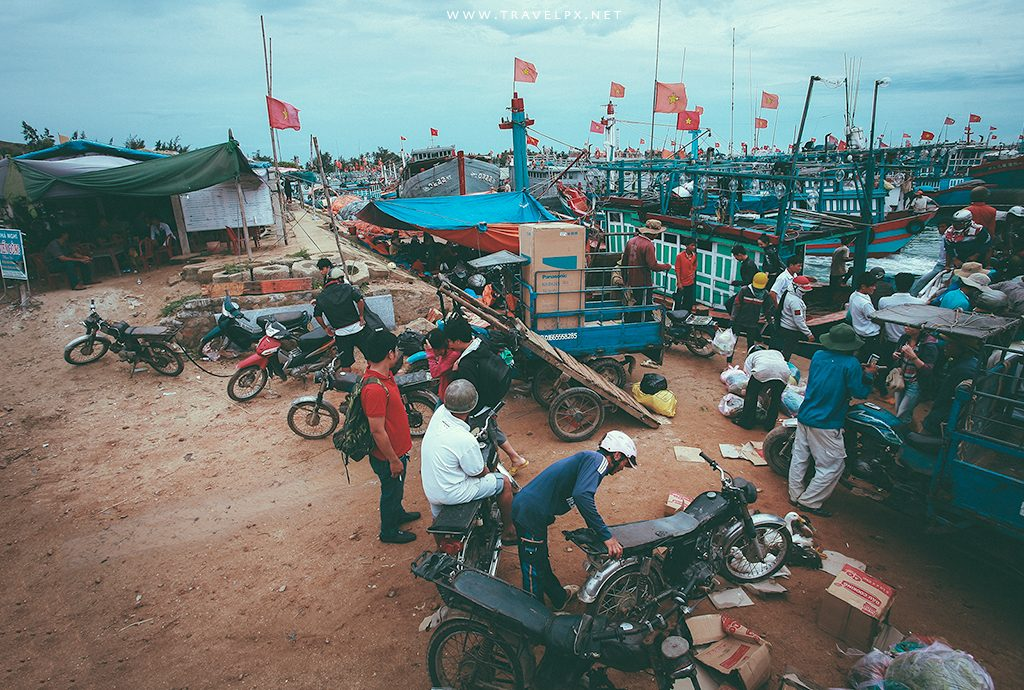 Cảng Lý Sơn - Travelpx.net