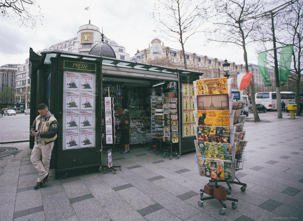 Paris, Pháp - Travelpx.net