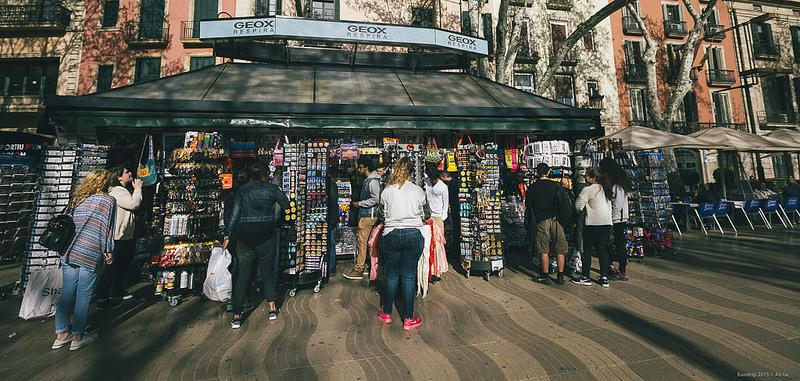 LaRambla Barcelona - Travelpx.net
