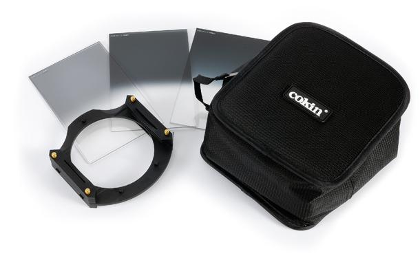 cokin pro neutral graduation graduation filters kit on white