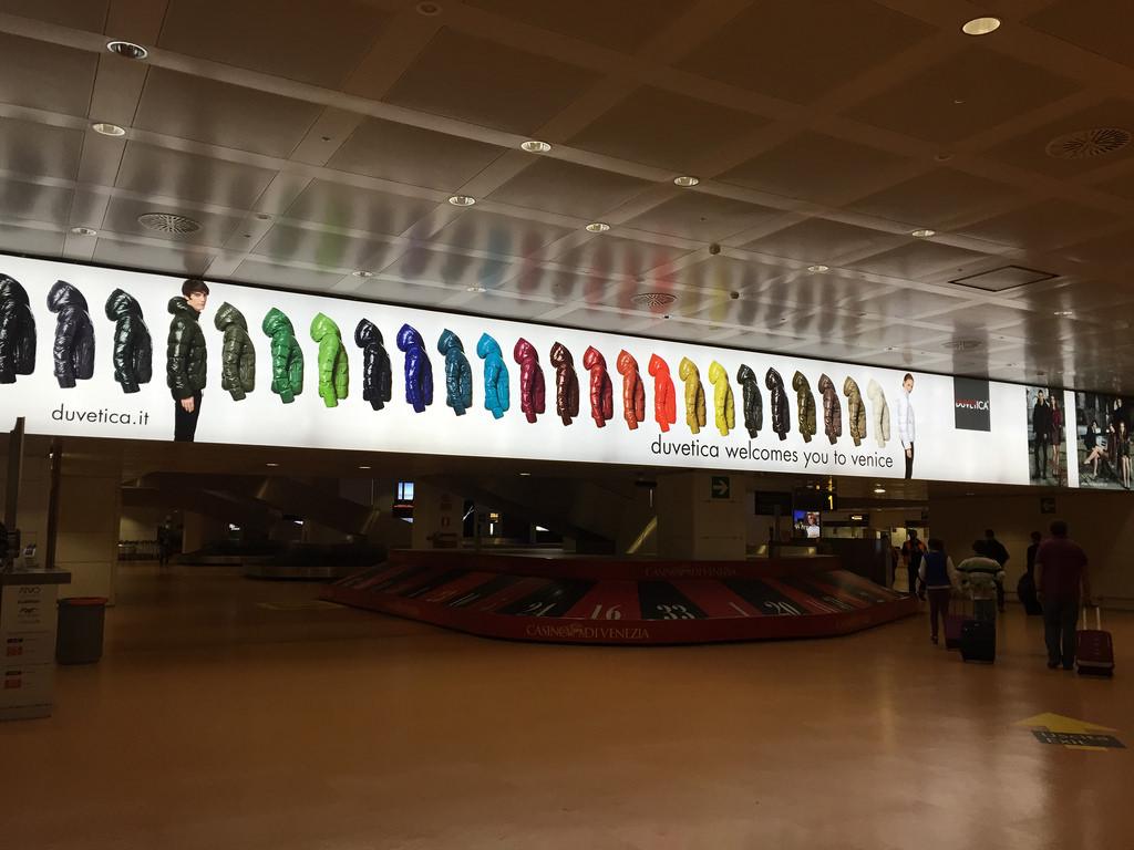 Sân bay Macro Polo di Venezia - Travelpx.net