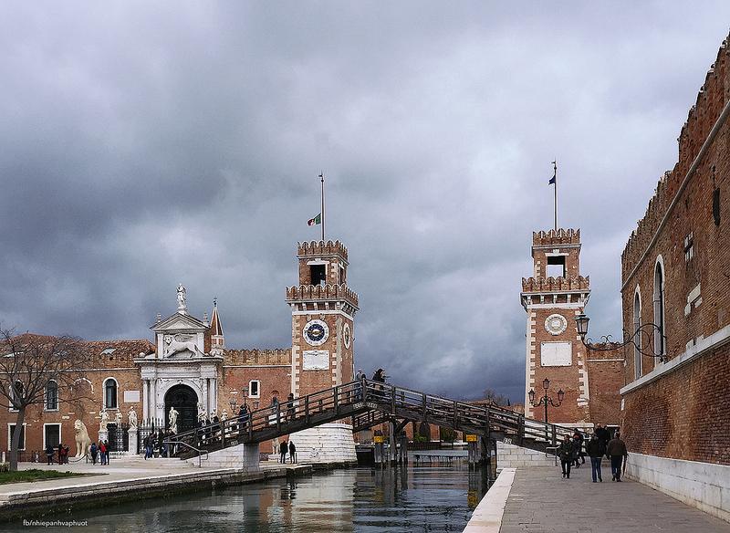 Venice lạnh lẽo - Travelpx.net