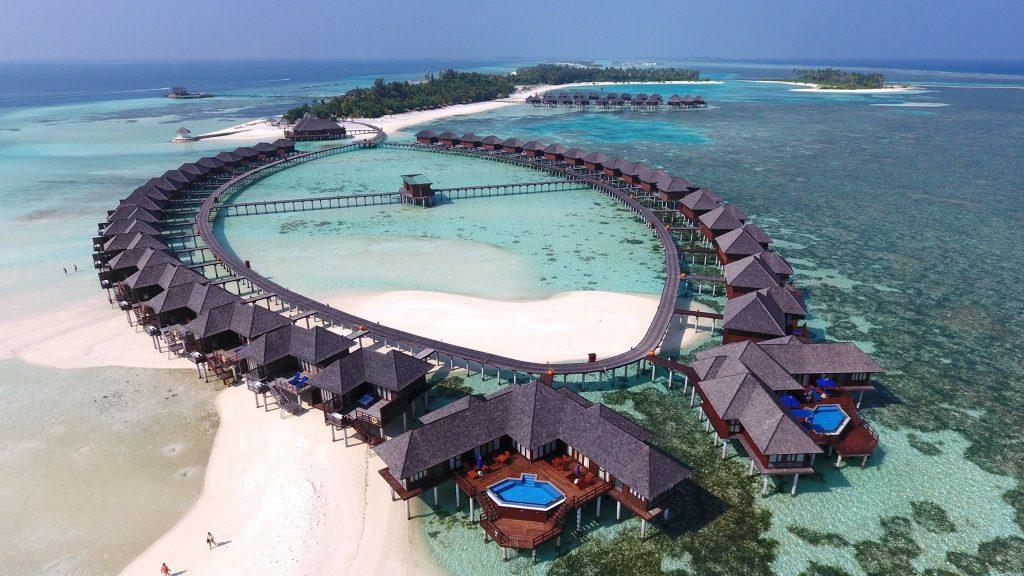 Du lich Maldives Olhuveli