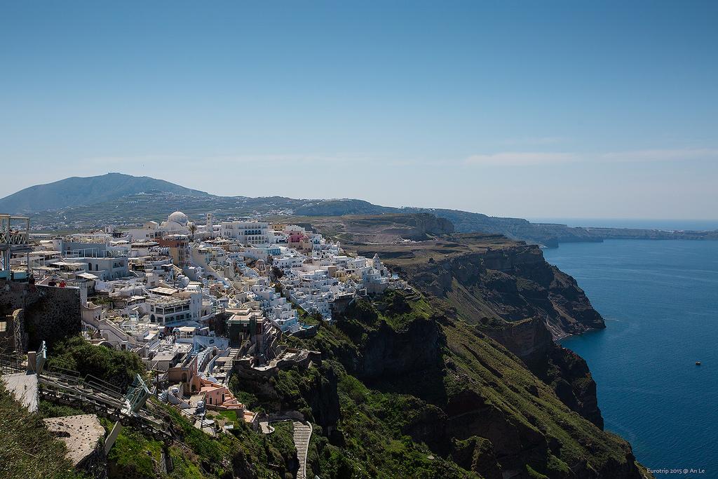 Thira (Fira) Santorini - Travelpx.net