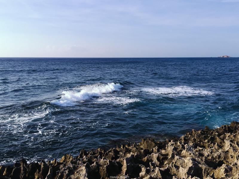 Bãi đá Hang Rái - Vĩnh Hy