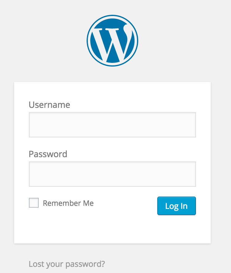 Install wordpress -travelpx.net