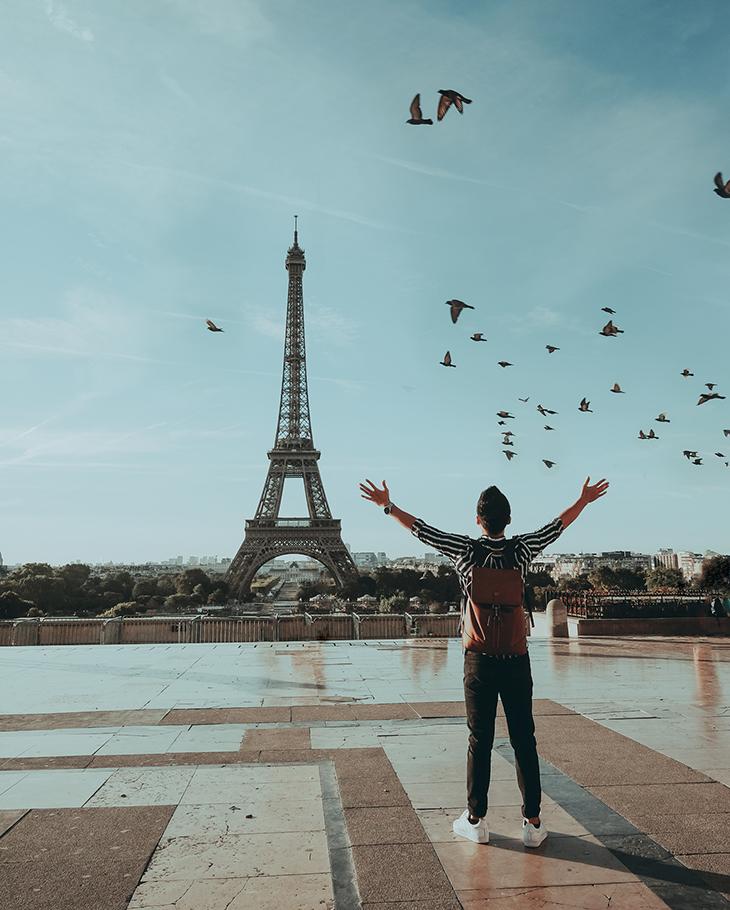 Paris Travelpx