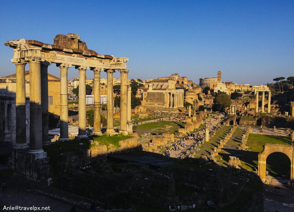 Di tích La Mã cổ đại