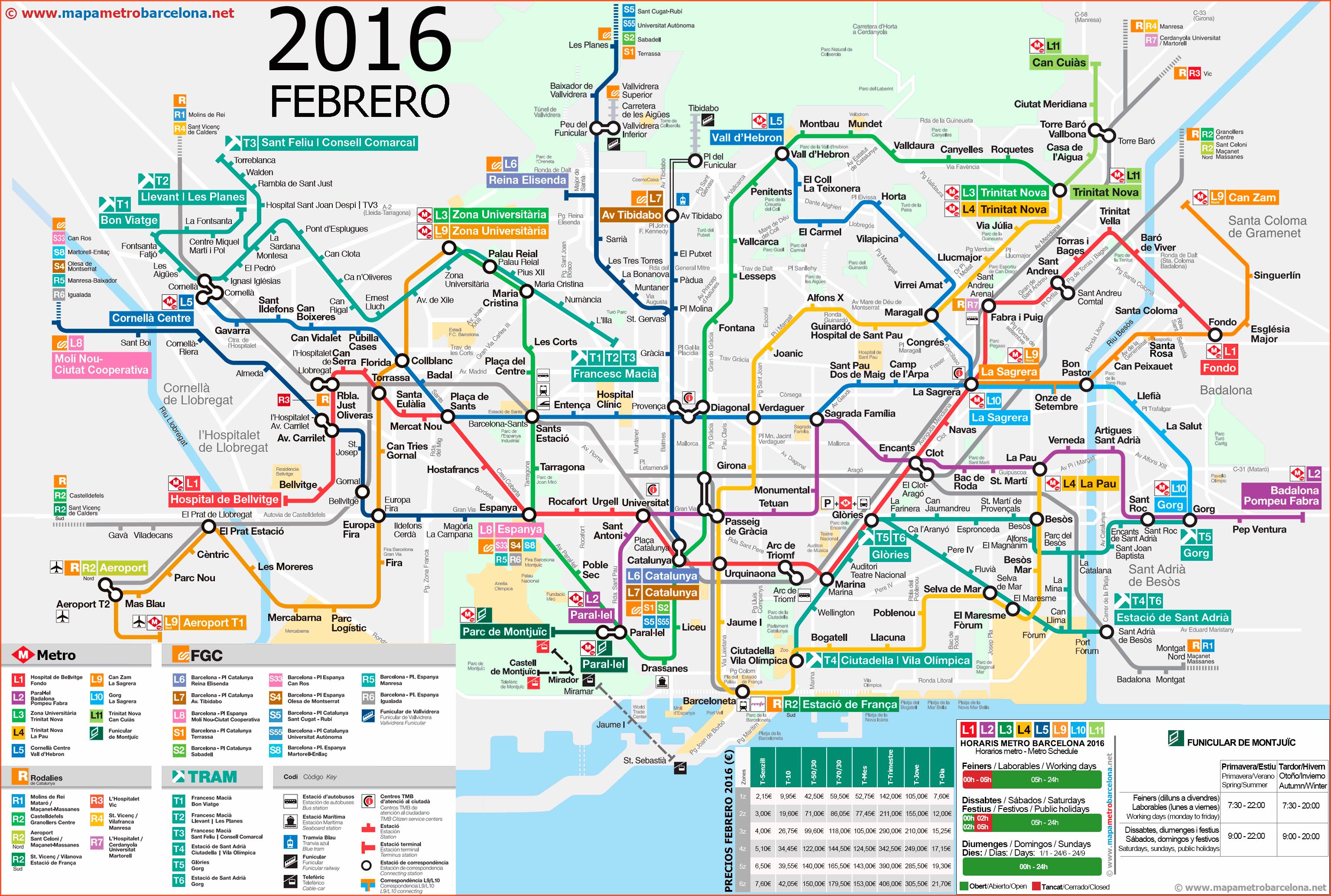 mapa metro barcelona pdf Index of /wp content/uploads/2016/04/ mapa metro barcelona pdf