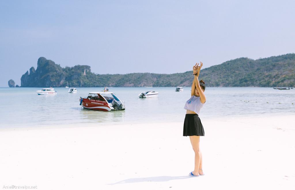 Bãi biển đảo Koh Phi Phi