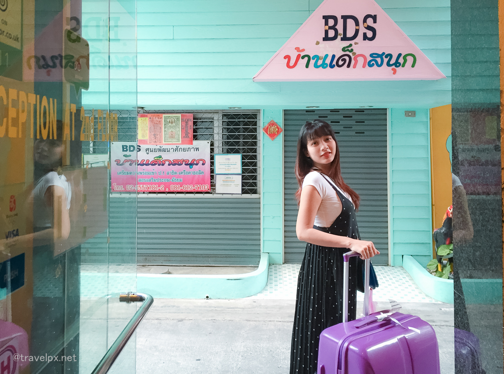 Khach san Bangkok