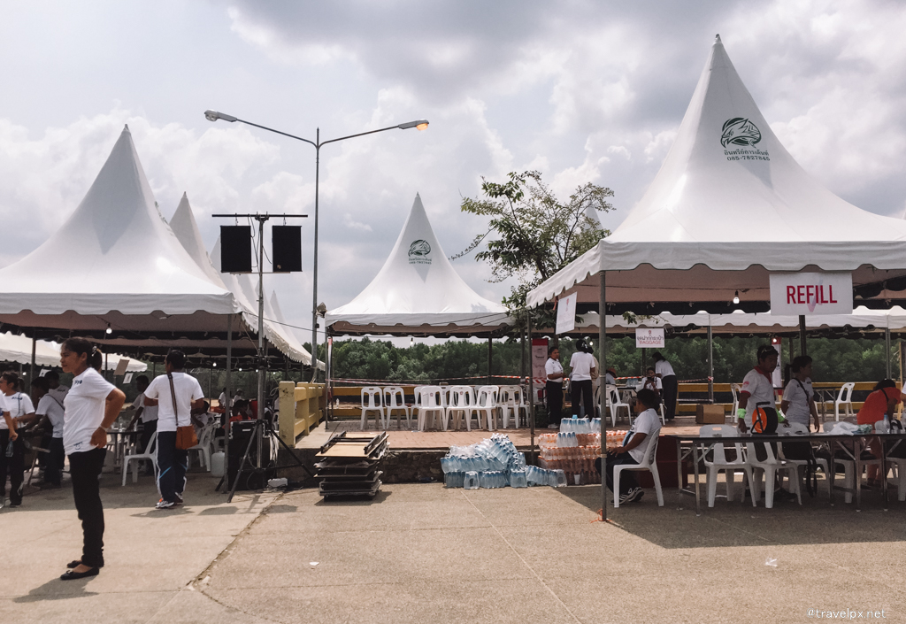 Hội chợ ở Krabi Town