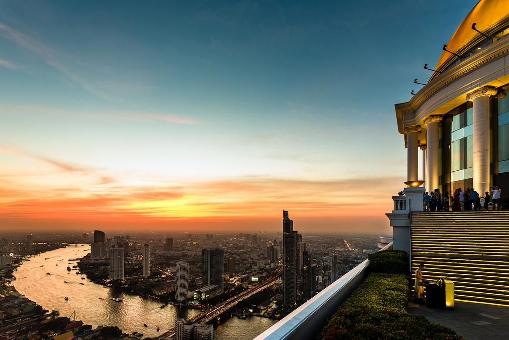 Sky Bar Bangkok Sirrocco