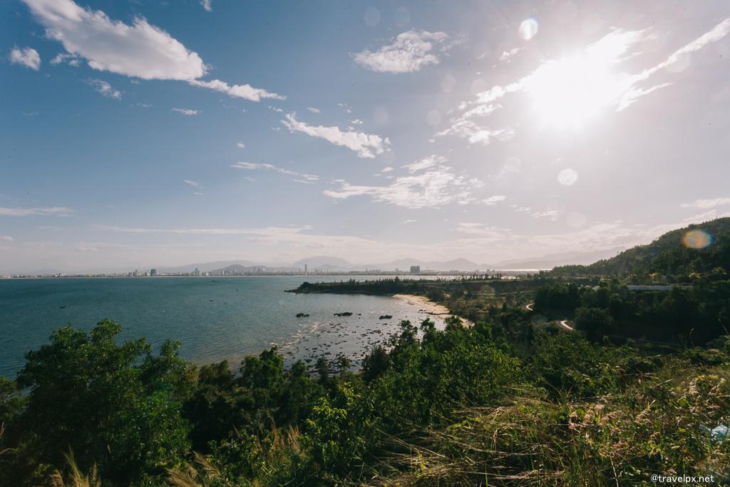 Đà Nẵng nhìn từ Sơn Trà