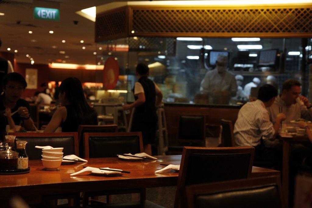 Din Tai Fung Singapore - Ảnh: flickr.com/kadrikalvo