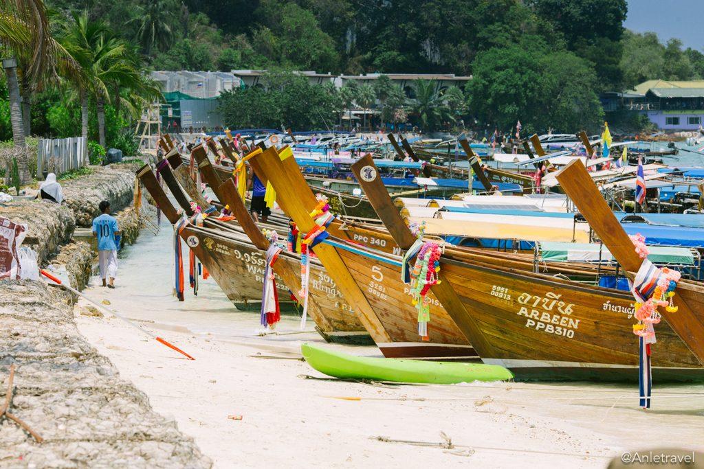 Longtail Koh Phi Phi