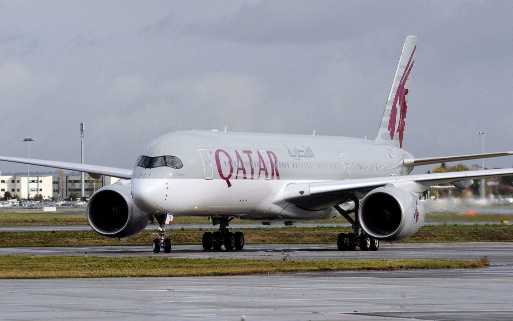 FRANCE-QATAR-AIRBUS-A350