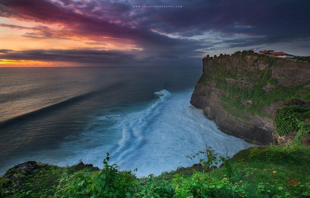 Chụp ở Uluwatu - Bali