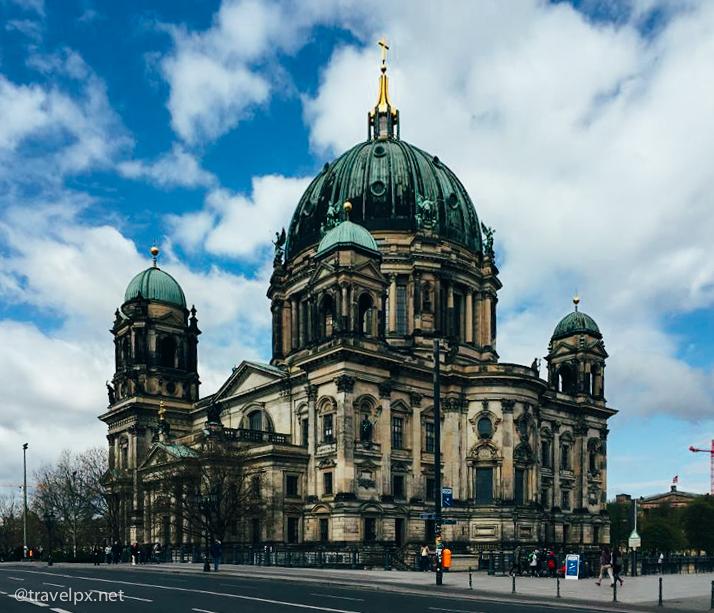 Du lich Berlin - Berlin Cathedral Church