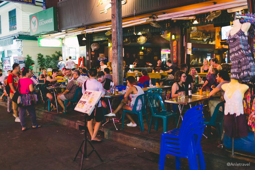 Khao San - Bangkok