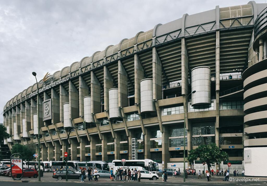 Sân vận động Bernabeu
