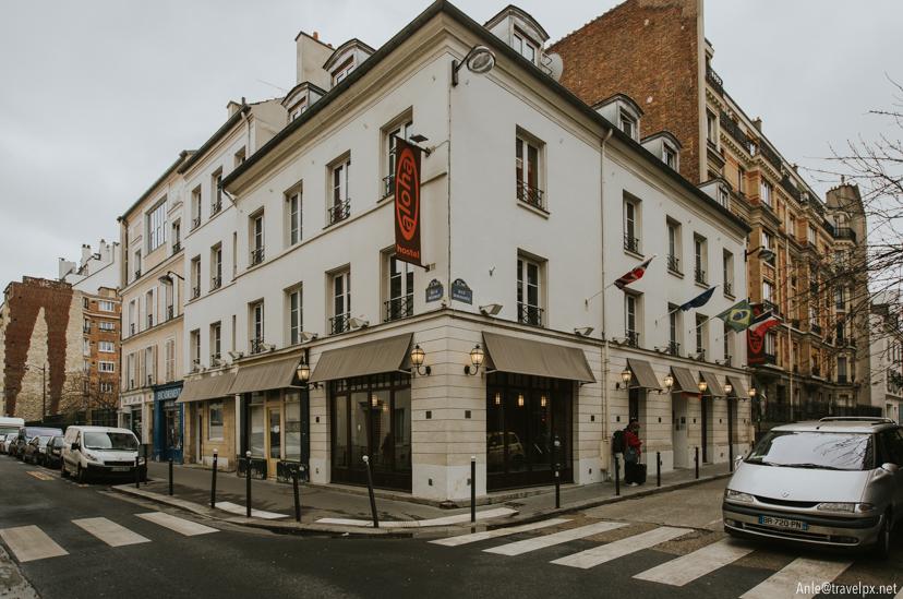 Paris hotel 4