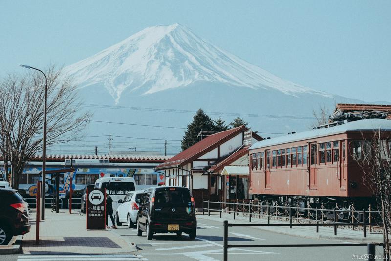 Ga trung tâm Kawaguchi