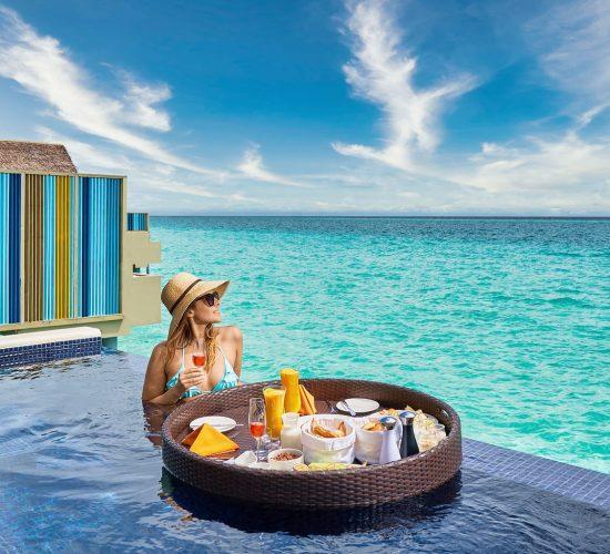 Am thuc Maldives