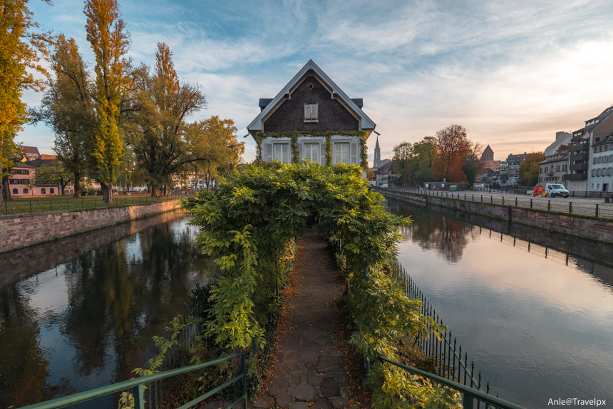 Du lich Strasbourg Travelpx